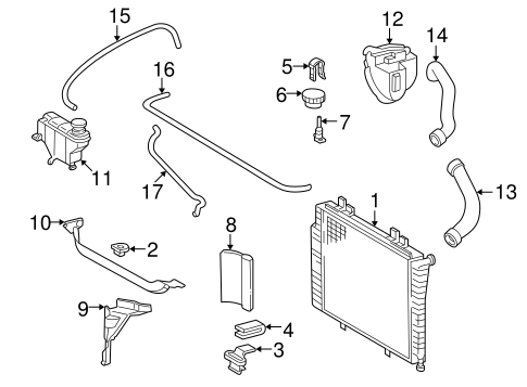 International Dt466 Serpentine Belt Diagram, International