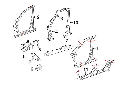 Mercedes Ml 350 Suspension Mercedes GLK350 Wiring Diagram