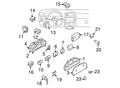 Nissan 240sx Car Body Parts Diagram, Nissan, Free Engine