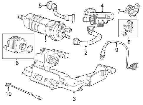 OEM POWERTRAIN CONTROL for 2015 Chevrolet Volt