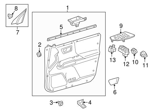 Toyota Interior Trim Codes, Toyota, Free Engine Image For