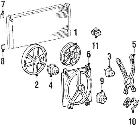 HORN for 1999 Buick LeSabre (Custom)