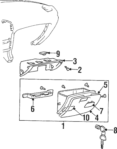 2000 Hyundai Tiburon Schaltplang