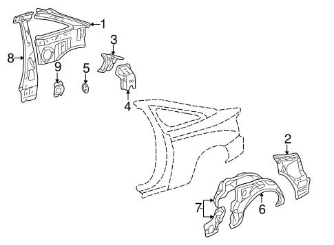 Suzuki Escudo Fuse Box