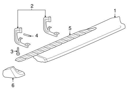 03 Ford Windstar 3 8 Serpentine Belt Diagram