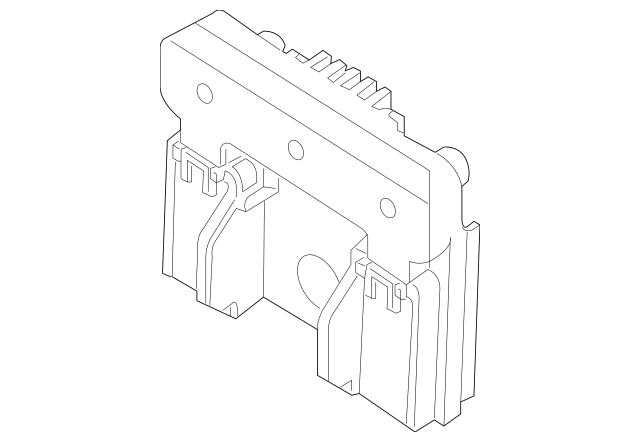 AE5Z-14526-BA Ford CIRCUIT BREAKER