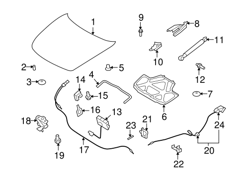 3 8l V6 Engine Mustang 2003 Diagram 4.2 Ford Engine Wiring