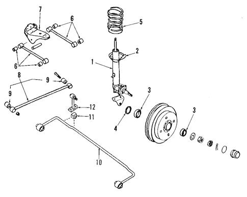 3 Link Coil Suspension, 3, Free Engine Image For User