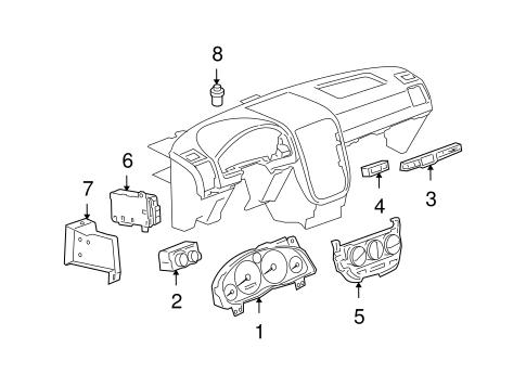 Pontiac Montana Body Control Module Location, Pontiac