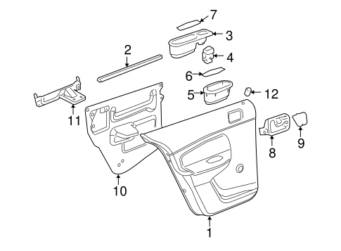 Gm Transmission Holder, Gm, Free Engine Image For User