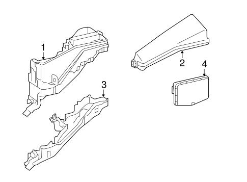 Car Engine Splash Shield Car Washer Pump wiring diagram
