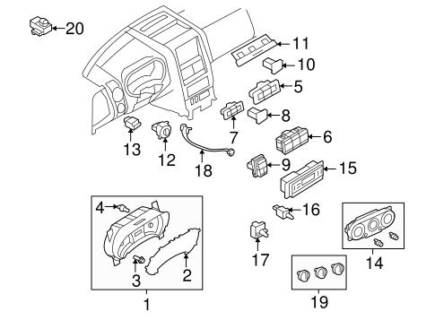 Replacing Instrument Cluster Light Bulbs Ford Explorer