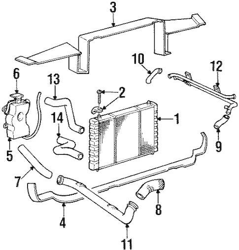 Dodge Viper Radiator, Dodge, Free Engine Image For User