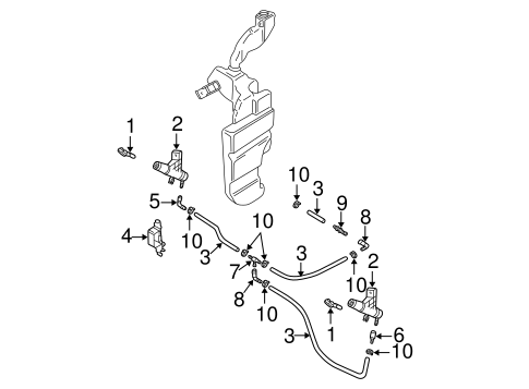 Tiguan Engine Diagram, Tiguan, Free Engine Image For User