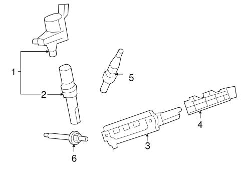 1994 Ford Ranger V6 Spark Plug Wiring Diagram