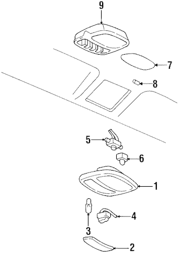 Service manual [Exploded View Of 2007 Mitsubishi Galant