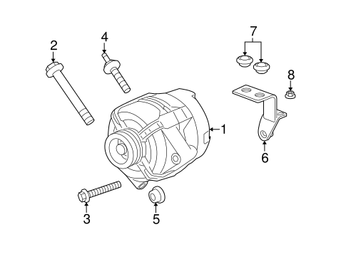 Saturn Vue Throttle Body, Saturn, Free Engine Image For