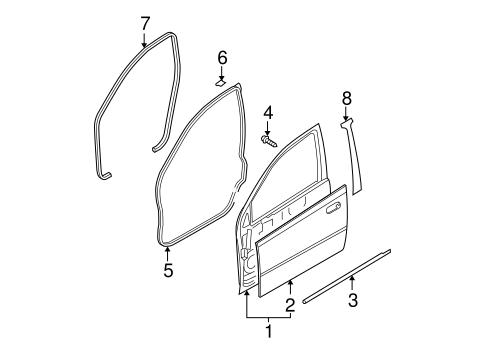 Pontiac G6 Door Panel Saturn Vue Door Panel Wiring Diagram