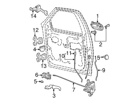 F150 4 6 Engine Diagram Throttle Body 2004 Ford F-150