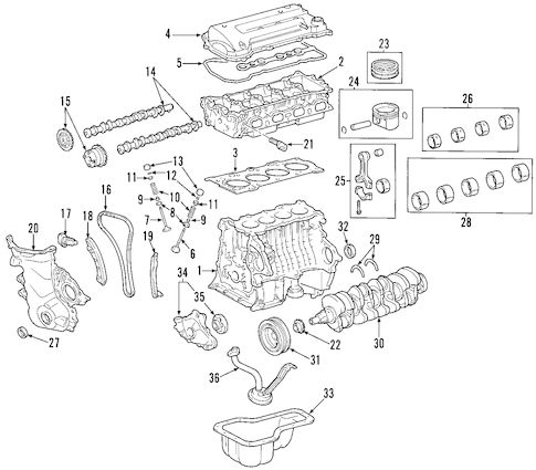91 Crx Wiring Harness Diagram, 91, Free Engine Image For