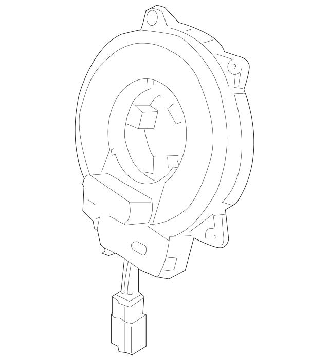 Nissan titan steering angle sensor