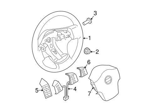 Nissan Versa Door Diagram, Nissan, Free Engine Image For