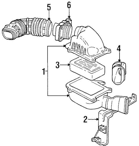POWERTRAIN CONTROL for 1999 Chevrolet Monte Carlo (LS)