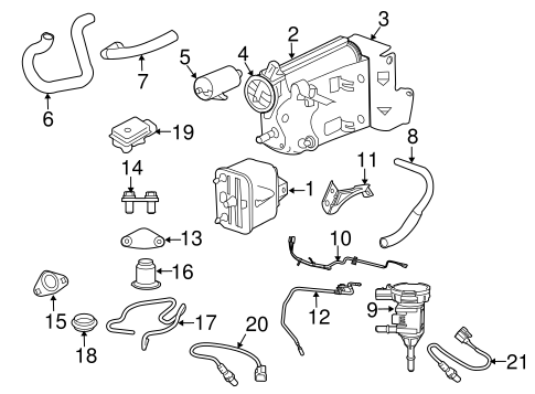 2012 Chrysler 200 Serpentine Belt Diagram