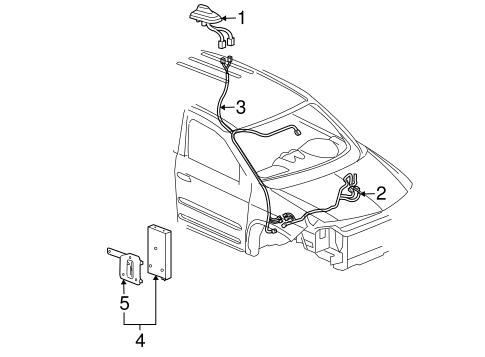 2001 Pontiac Aztek Wiring Diagram, 2001, Free Engine Image