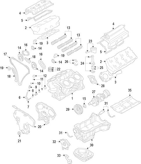 Service manual [2006 Nissan Armada Timing Chain Install