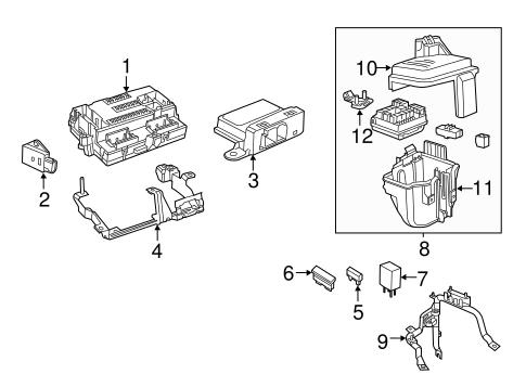 Chrysler Crossfire Fuse Box, Chrysler, Free Engine Image