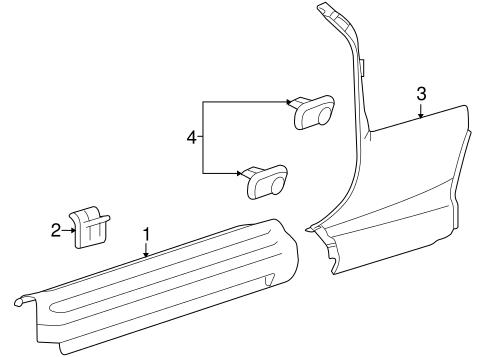 Throttle Position Sensor 2007 Saturn Outlook, Throttle