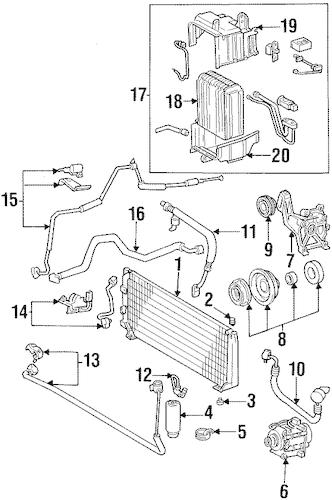 2009 Toyota Corolla Suspension Parts Diagram, 2009, Free