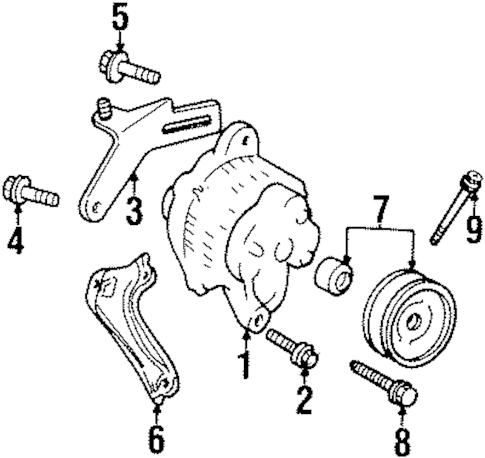 1995 Ford Aspire Wiring Diagram 2004 Ford Thunderbird