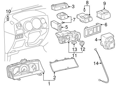 Toyota Corolla Sd Sensor Location Toyota Corolla Frame