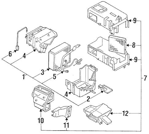 2000 Mazda Miata Fuse Box Diagram Mazda Miata Wiring