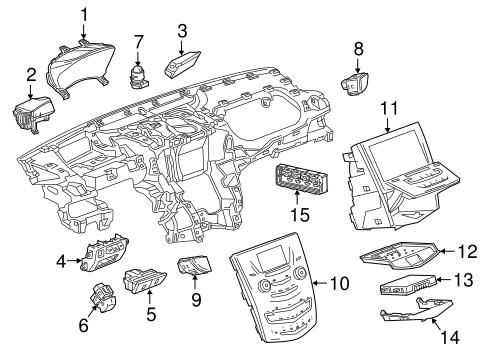 CONTROL MODULE for 2015 Chevrolet Silverado 1500|13591693