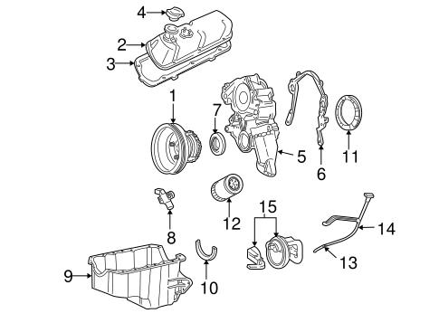 1997-1998 Ford F-150 4.2L V6 Engine Oil Level Dipstick