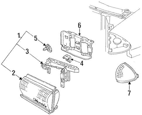 1966 Pontiac Gto Wiring 1968 Red GTO Wiring Diagram ~ Odicis