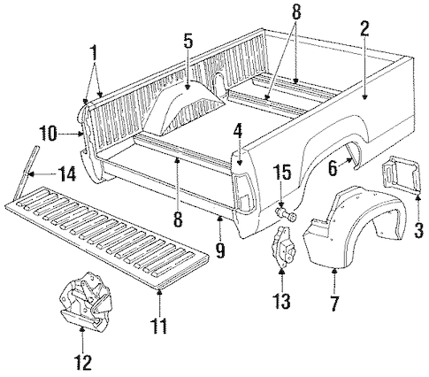 Jeep Side Panels Proton Side Panel Wiring Diagram ~ Odicis