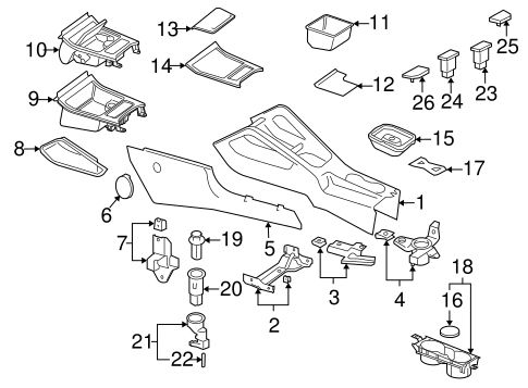 Passat B5 Fuse Box