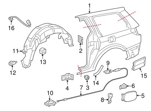1999 2002 Chevrolet Camaro 3 8l Serpentine Belt Diagram