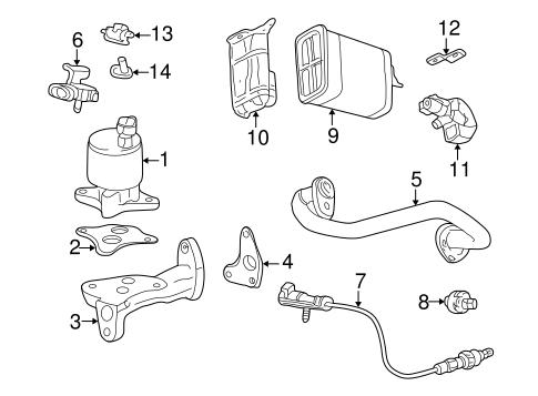 Genuine OXYGEN SENSOR (19211437) for Your GM Vehicle