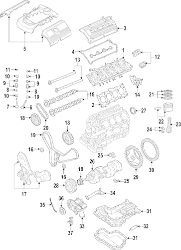 2004 Vw Phaeton Parts Diagram. Diagram. Auto Wiring Diagram