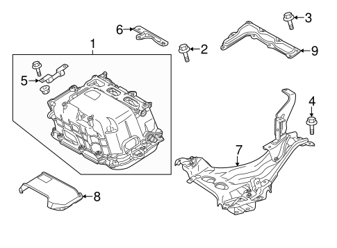 2010 Prius Engine Cover 2010 Explorer Engine Wiring