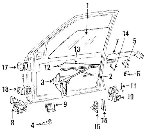 Chrysler Pt Cruiser Crankshaft Position Sensor Chrysler