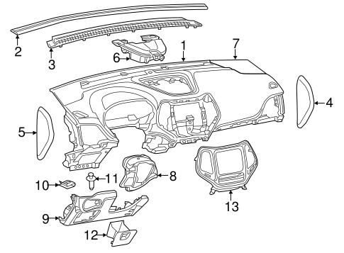 C 47 Instrument Panel Instrument Cluster Wiring Diagram