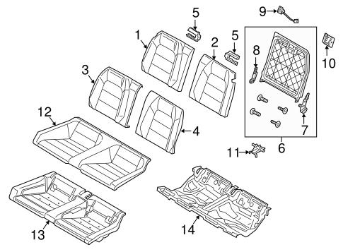 1999 Subaru Outback Wagon Lift Gate Diagram. Subaru. Auto