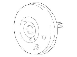 Genuine OEM Mazda Brakes Parts