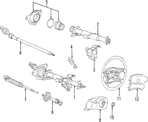 Knock Sensor Wiring Diagram For 1997 Villager Knock Sensor